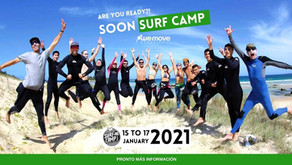 Do not miss out! Sign up for our next surf camp!
