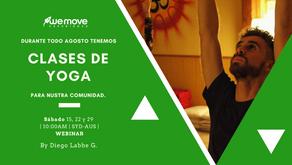 Guarda tus sábados en la mañana para disfrutar de estas imperdibles clases de Yoga