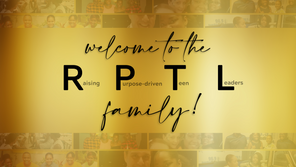 Why Raising Purpose-driven Teen Leaders? (RPTL)