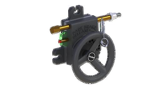 Flexball Cable Handwheel Rack and Pinion Box