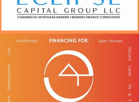 Eclipse Capital || Spec Home Financing