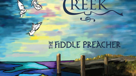 The Fiddle Preacher (Album) - Physical CD
