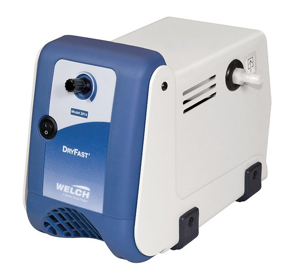 Dry Fast Collegiate Chemical Duty Dry Membrane Vacuum Pump