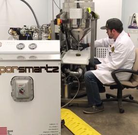 VaporSmartz @ Clay Wolf Lab