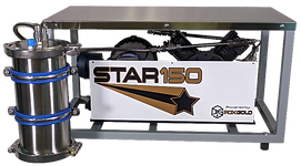 STAR150 + CycloneDry filter drier