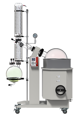 Rotovap-SE130 with motorized and manual lift