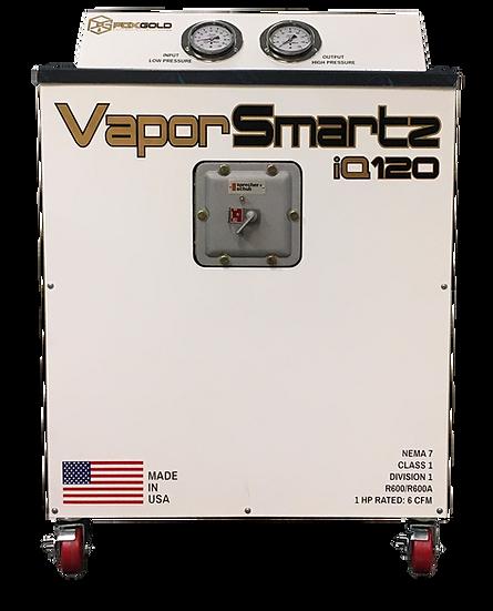VaporSmartz iQ120 Butane recovery pump