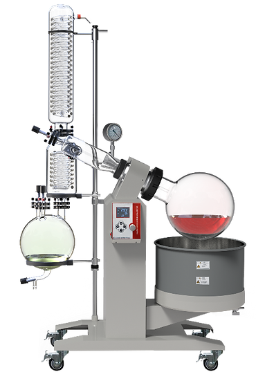 Ai SolventVap 5.3 Gallon/20L Rotary Evaporator with Motorized Lift
