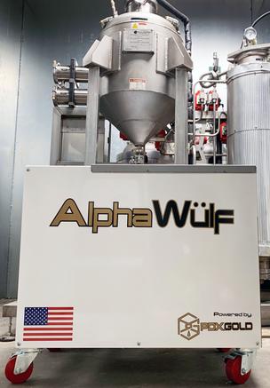 AlphaWulf @ Luna Technologies Lab