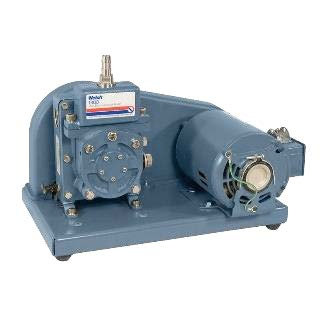 Duoseal Belt Drive Vacuum Pump