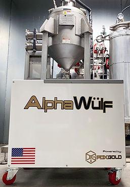 AlphaWulf testing at Luna Technologies in Portland, OR.
