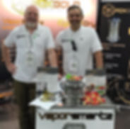pdxgold team at CannaCon Seattle 2018