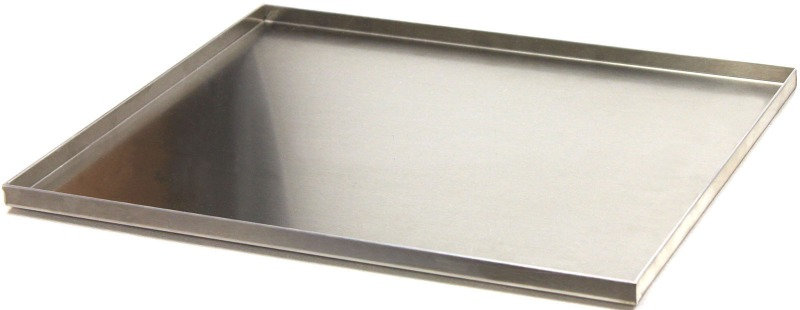 Edge-Folded Aluminum Pan Shelf for AccuTemp & Elite Vacuum Ovens
