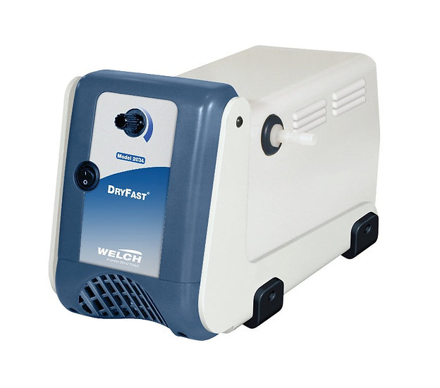 Dry Fast Research Chemical Duty Dry Membrane Vacuum Pump