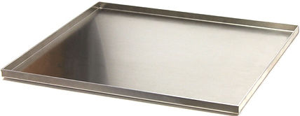 Aluminum pan shelf for accutemp & elite vacuum ovens