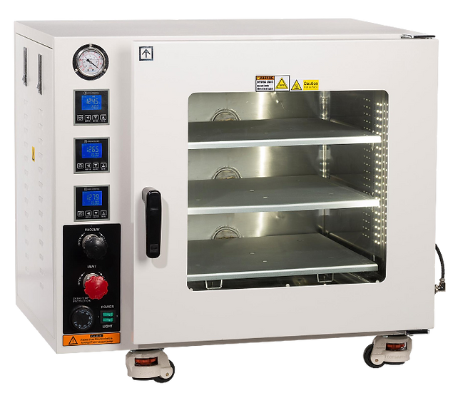3.2 CF Vacuum Oven with all SST Tubing