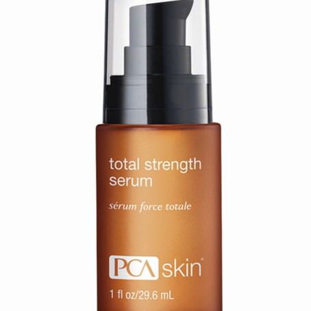 Peptides and Epidermal Growth Factors- PCA Total Strength Serum