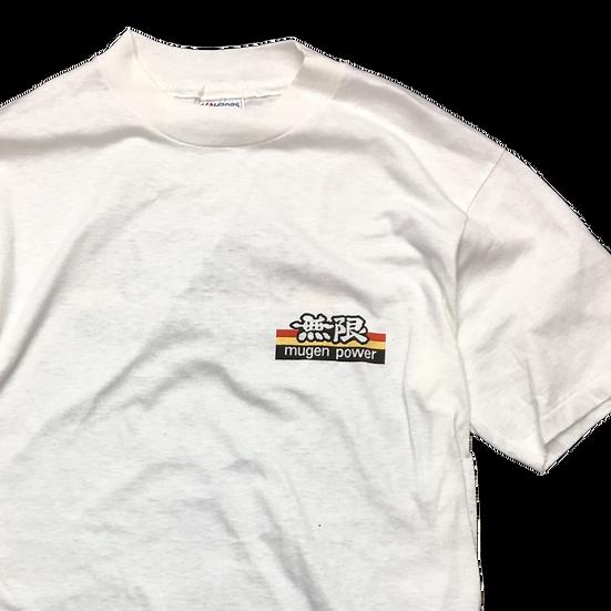 old 無限 T-shirt / WHT