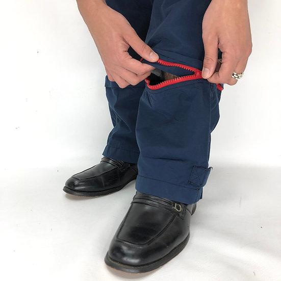 IN-ZOO TEK pants / NAVY