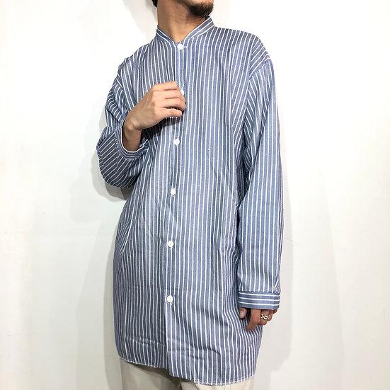 old EURO design shirt / stripe