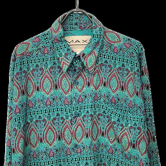 art design shirt / GRN