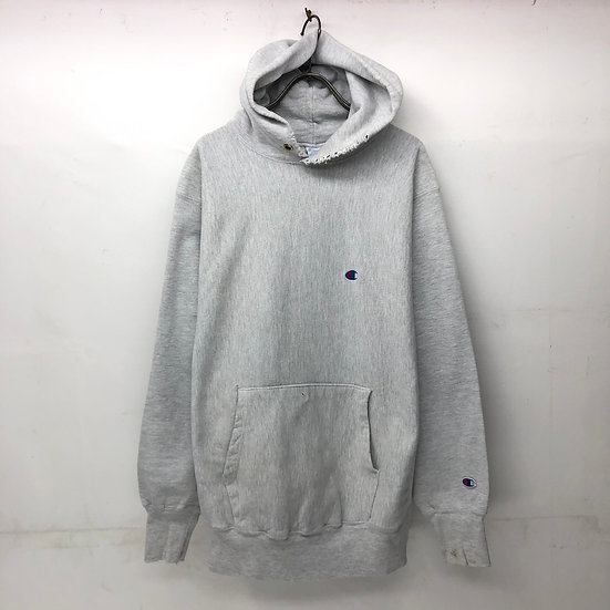 old champion reverse sweave parka / GRY