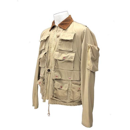 old fishing jacket / BEI