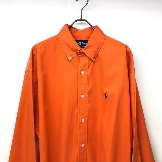 Ralph Lauren L/S shirt / ORG