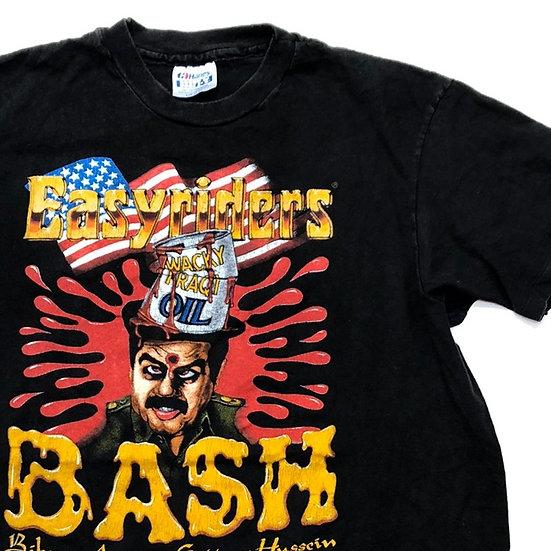 old design T-shirt / BLK