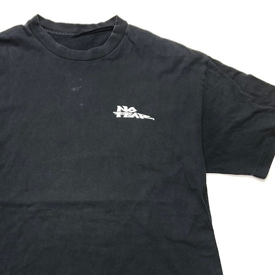 old NO FEAR T-shirt / BLK