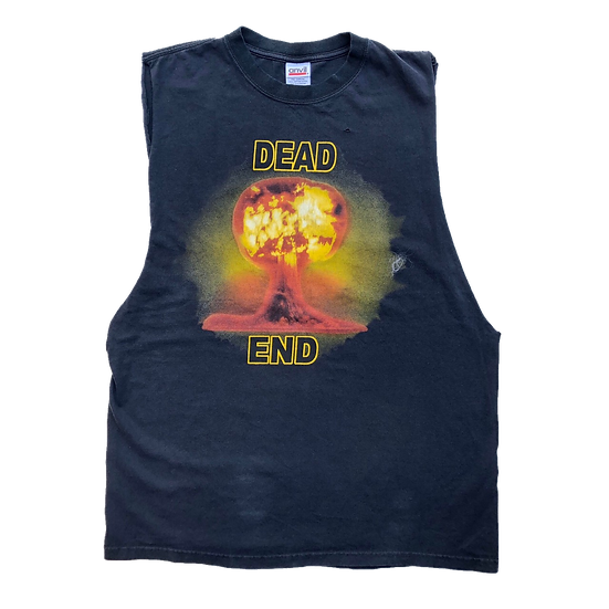 dead end T-shirt / BLK