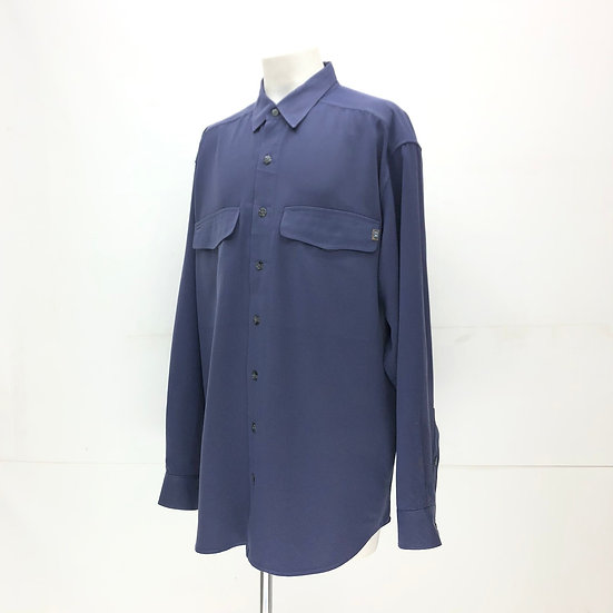 EX OFFICIO travel shirt / BLU
