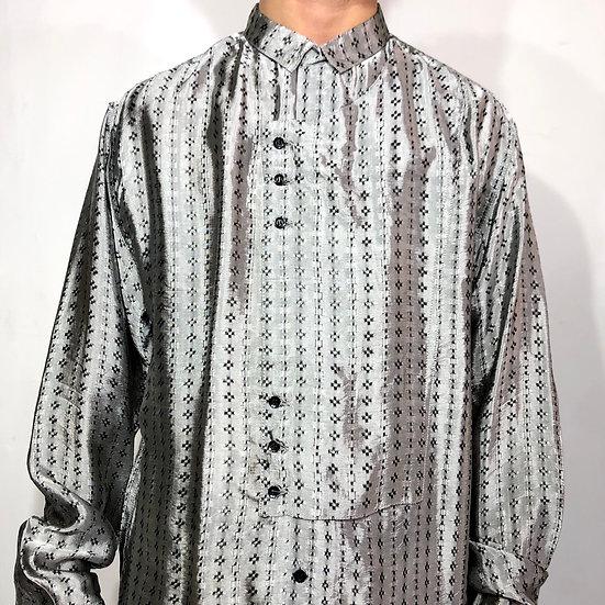old design shirt / silver