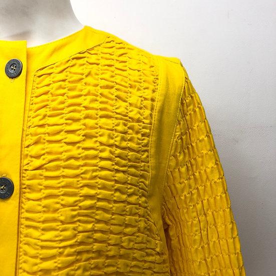 old BIS design jacket / YEL