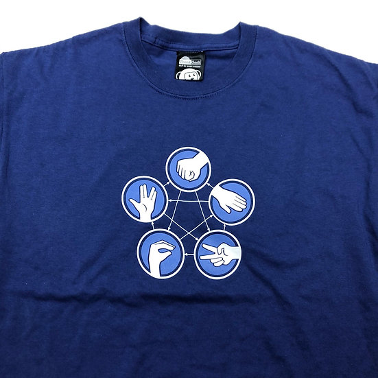 design T-shirt / BLU