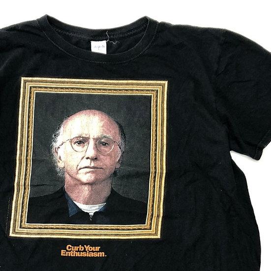 design T-shirt  / BLK / surreal