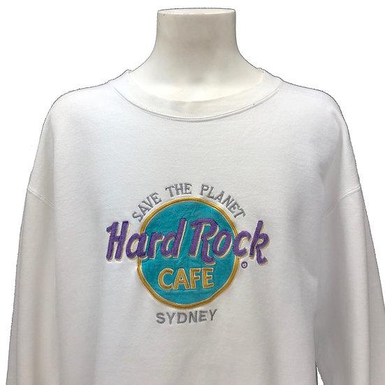 old hard rock sweat / WHT