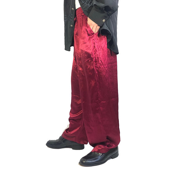 gloss easy pants / W.RED