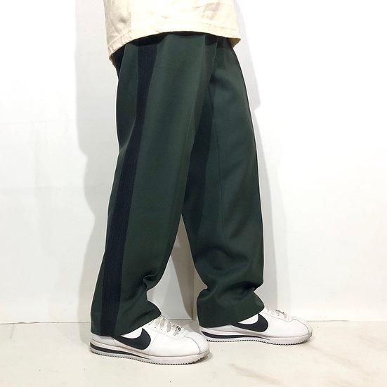 old side line design slacks / KHAKI