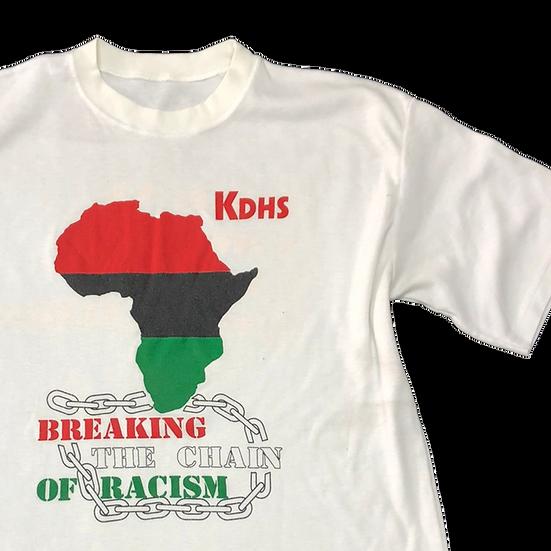 old design T-shirt / WHT