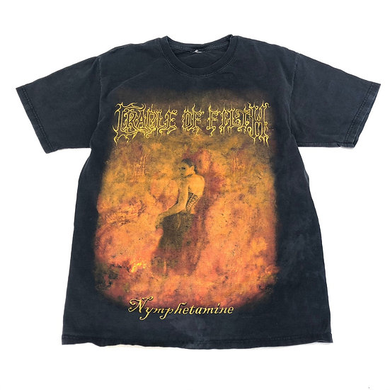 CRADLE OF FILTH バンド S/S T-shirt / BLK