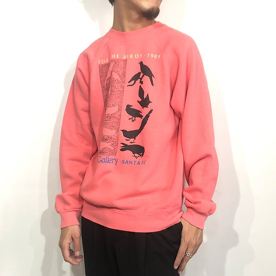 old HANES sweat / pink
