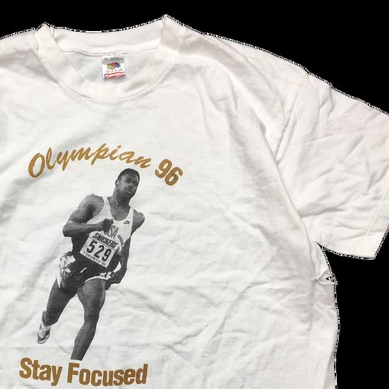 Olimpic T-shirt / WHT