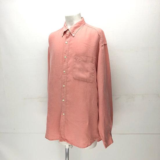 GAP linen B.D shirt / L.PINK