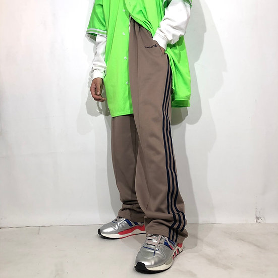 old adidas track pants / D.BEI