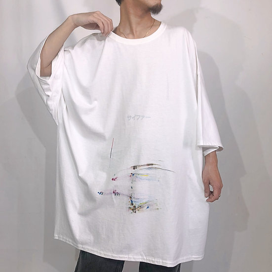 design T-shirt / WHT