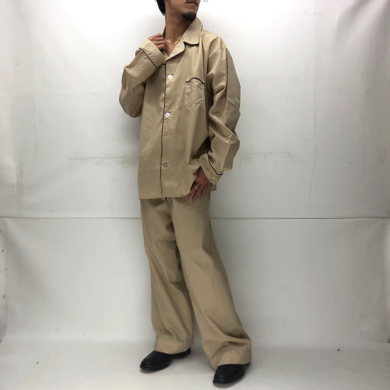old pajama set-up / BEI