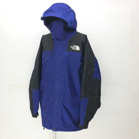 old The North Face mountain guide jacket / BLU