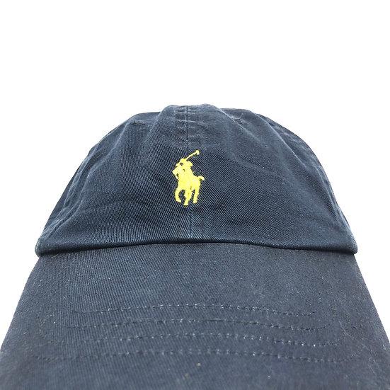 Ralph Loren logo cap / NVY