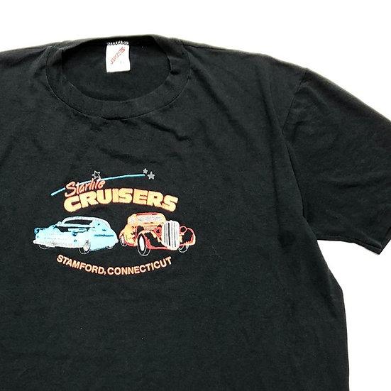 old 旧車 T-shirt / BLK